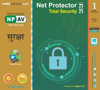 Net Protector Total Security 1PC-1Year