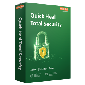 Quick Heal Total Security 2 pc 1 Year