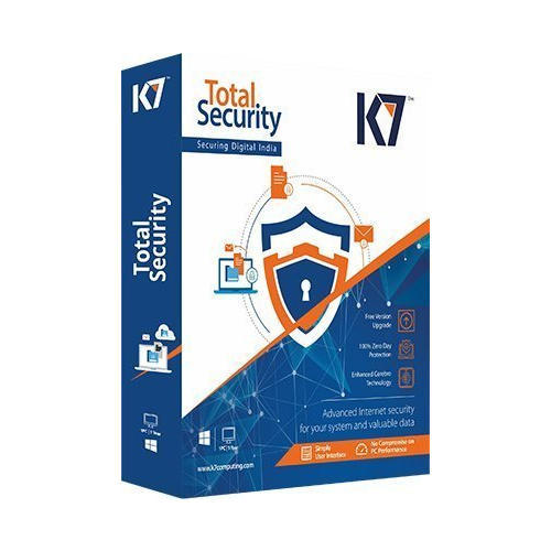 Renew K7 Total Security 1 PC 1 Year