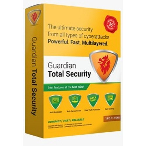 Guardian Total Security 1 PC 1 Year