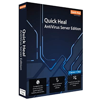 Quick Heal Antivirus Server Edition 1 Year