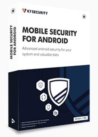 K7 total Mobile Security 6 months