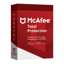 Mcafee Total Protection 2020 1 user 1 year